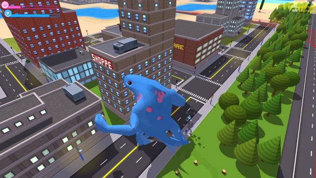 Omegalodon Screenshots