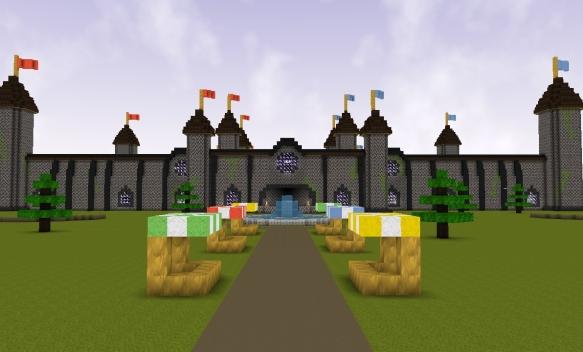 Castle Royal by Erk