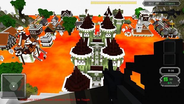 Lava Survival Mode Teaser
