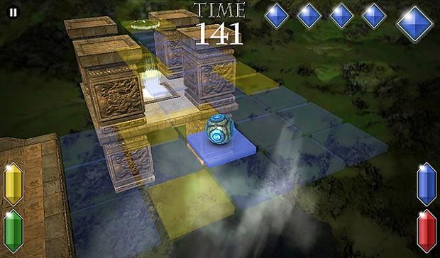 Screenshots from Blackberry Playbook