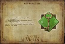 Pre-alpha Key