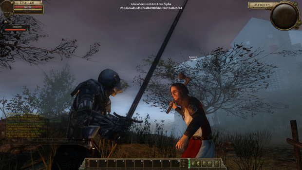 Gloria Victis v.0.4.3 Join the Game!