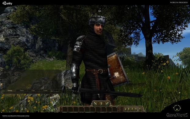 Armor details
