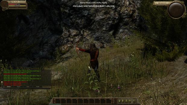 Pre-alpha archer like Robin Hood