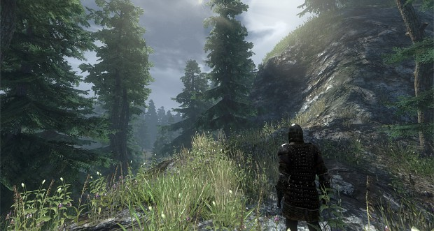 Gloria Victis and Unity5 render test