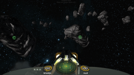 Sector HUD and Radar