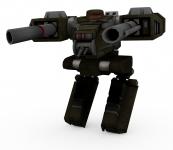 HECTAN 3D render