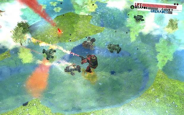 Screenshots of Gremlin Invasion: Survivor