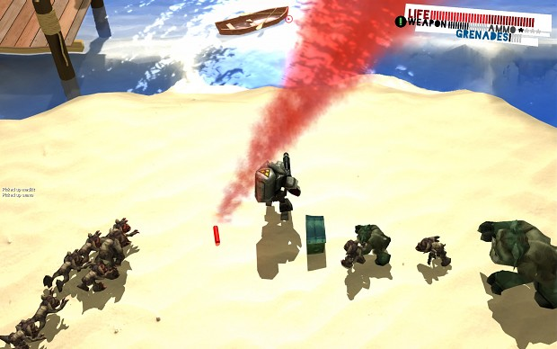 Screenshots of Gremlin Invasion: Survivor