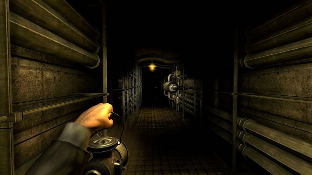Amnesia A Machine For Pigs In-Game