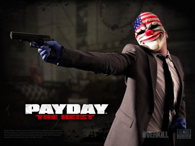 Payday the heist как сделать русский язык