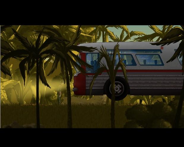 Jumping Jungle Buss