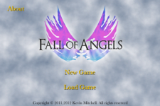 Fall of Angels Title