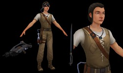 NPC character