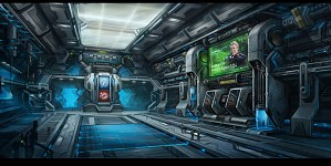 Planet Explorers Training Room