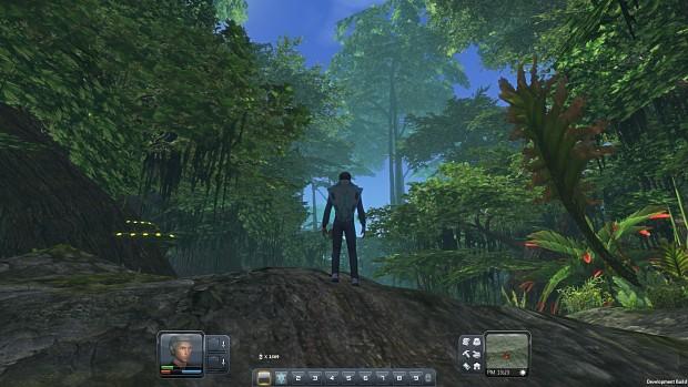 Planet Explorers A0.75 screens