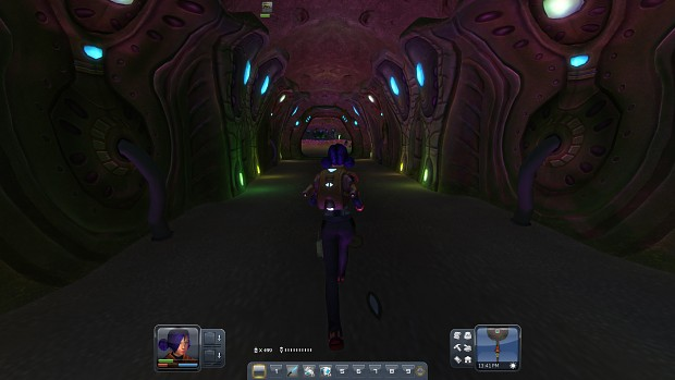 Planet Explorers a0.85 Screens