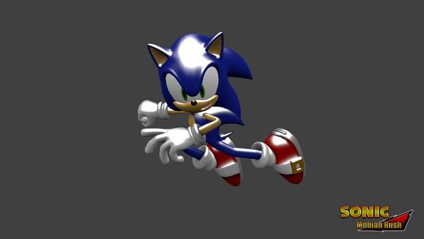 Sonic Pose # 1