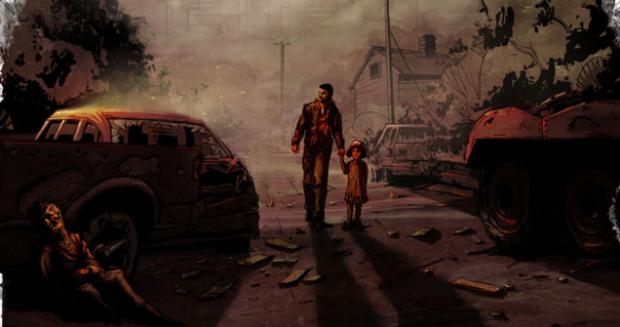 Walking Dead Trailer Images
