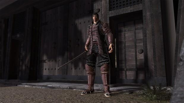 Samurai Legends - Gate