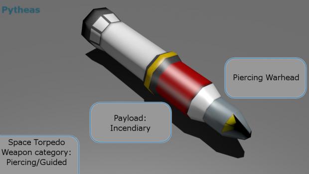 Space Torpedo