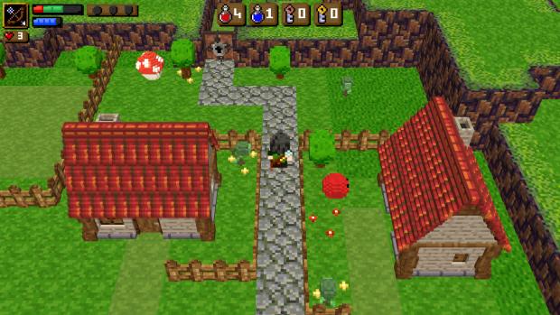 Rin's Quest Screenshots