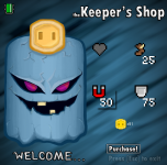 The Keeper's Shop Sneak Peak
