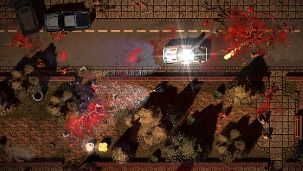 Splatter - Blood Red Screenshots