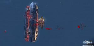 enemy Nexus in-game