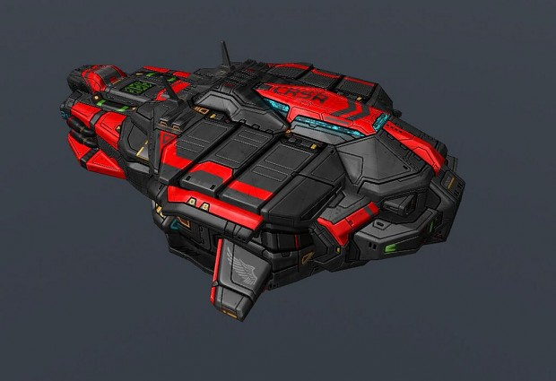 player color on ships