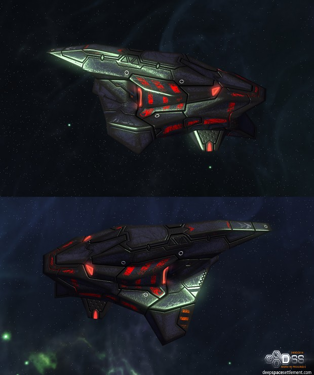 Enemy Corvettes