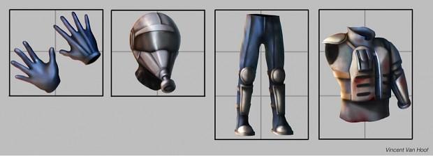 Armor Icons