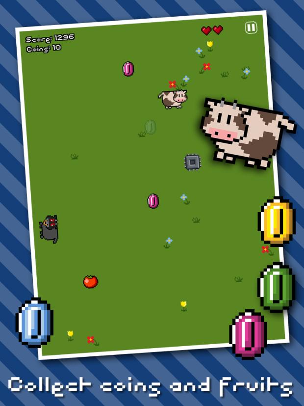 iPad - Game scene