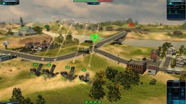 Elements of War MMORTS Screenshots