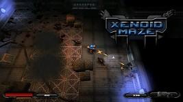 XENOID MAZE