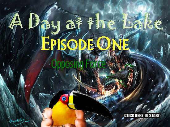A Day at the Lake: Episode One: Opposing Force