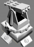 Multigunner turret