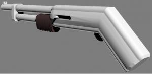 8-pump shotgun