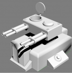 Multigunner shotgun turret