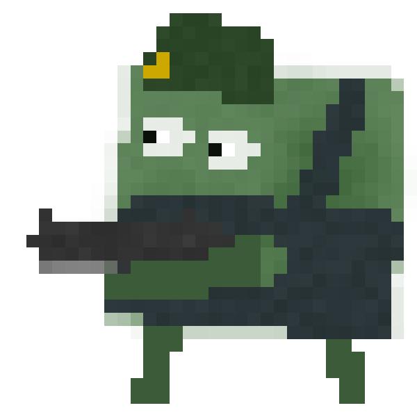 Enemy Grunt Art