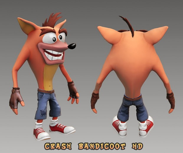 New Crash Design