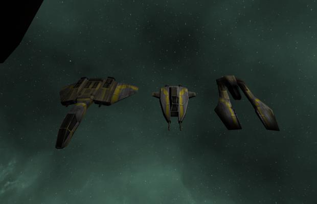 Argon ships
