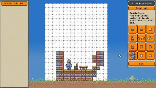 Blasted Fortress 1.1 Screenshots