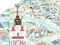 Paris in construction