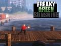 Freaky Green Sunshine