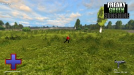 Video Update 3, Screenshot - Forest