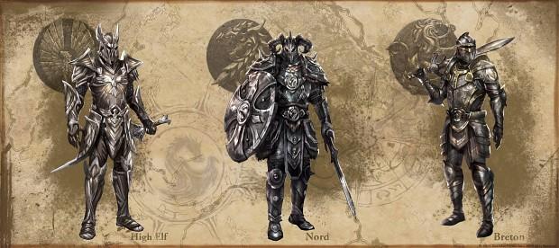 Race Armors
