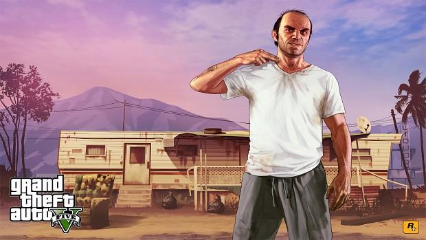 GTA 5 - Wallpapers