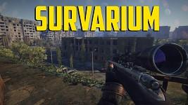 Let's play Survarium part 1 - SV 98