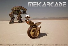 Mek & Monocycle